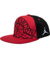 Kids' Jordan Wings Snapback Hat