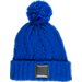 Front view of Kids' Jordan Pom Beanie in Concord