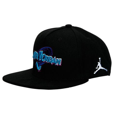 Kids' Jordan Space Jam Snapback Hat
