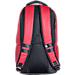 Back view of Air Jordan Alias Backpack in Red/Black
