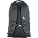 Back view of Air Jordan Off-Court Backpack in Black/Silver