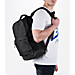 Alternate view of Air Jordan Off-Court Backpack in Black/Silver