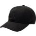 Front view of Jordan Jumpman Floppy Adjustable Hat in Black