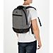 Alternate view of Jordan Jumpman Skyline Backpack in Dark Grey Heather