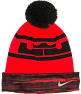 Youth Nike LeBron Pom Knit Beanie Hat