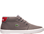 Boys' Grade School Lacoste Ampthill WD Casual Shoes