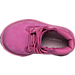 Top view of Girls' Toddler Timberland 6 Inch Classic Premium Boots in Pink