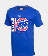 Men's Majestic Chicago Cubs MLB Team Icon T-Shirt