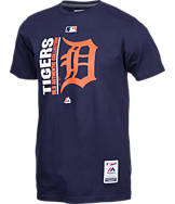 Men's Majestic Detroit Tigers MLB Team Icon T-Shirt