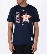 Men's Majestic Houston Astros MLB Team Icon T-Shirt