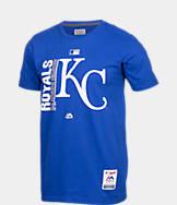 Men's Majestic Kansas City Royals MLB Team Icon T-Shirt