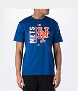 Men's Majestic New York Mets MLB Team Icon T-Shirt