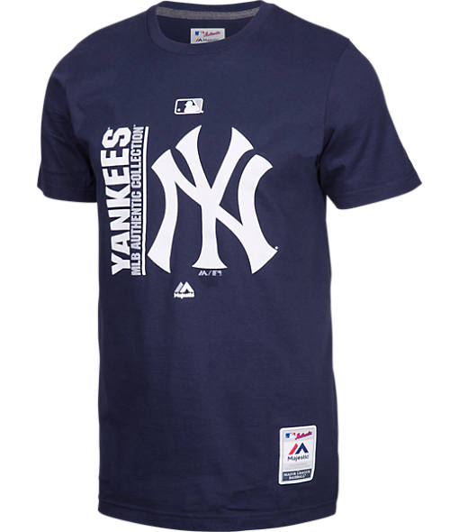 Men's Majestic New York Yankees MLB Team Icon T-Shirt
