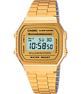 Casio Classic Digital Metal Watch