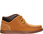 Boys' Grade School Timberland Groveton Moc-Toe Chukka Shoes