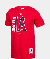 Men's Majestic Los Angeles Angels MLB Team Icon T-Shirt