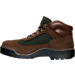 Left view of Men's Timberland Field Boots in