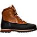 Right view of Men's Timberland Euro Hiker Shell Toe Boots in Burnt Orange