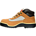 Left view of Men's Timberland Field Boots in Wheat Waterbuck