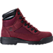 Right view of Men's Timberland 6 Inch Field Boots in Port
