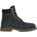 Right view of Boys' Grade School Timberland 6 Inch Classic Premium Boots in Navy