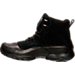 Left view of Men's The North Face Snowfuse Boots in Black/Black/Grey