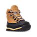 Three Quarter view of Boys' Preschool Euro Hiker Shell Toe Boots in Wheat Nubuck
