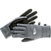 Front view of Women's The North Face Etip Gloves in High Rise Grey Heather