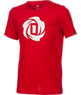 Boys' adidas D Rose Logo T-Shirt