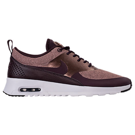 nike women 39 s air max thea knit casual shoes red modesens. Black Bedroom Furniture Sets. Home Design Ideas