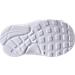 Bottom view of Boys' Toddler Nike Presto Fly SE Casual Shoes in River Rock/Black/Cobblestone