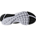 Bottom view of Boys' Grade School Nike Presto Fly SE Casual Shoes in River Rock/Black/Cobblestone