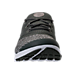 Front view of Boys' Preschool Nike Presto Fly SE Casual Shoes in River Rock/Black/Cobblestone