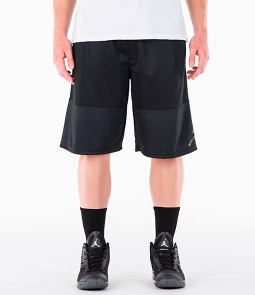 Men's Air Jordan Blockout Basketball Shorts