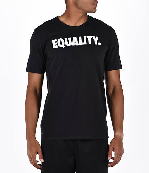 Men's Nike Equality Basketball T-Shirt