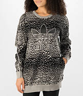 Women's adidas Helsinki Ice Print Sweater