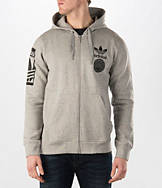 Men's adidas Originals Superstar Graphic Sherpa Full-Zip Hoodie