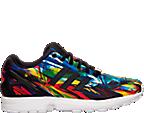 Men's adidas ZX Flux Print Casual Shoes