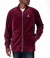 Men's Air Jordan Velour Full-Zip Jacket