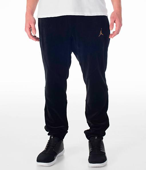 Men's Air Jordan Velour Pants