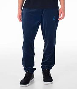 Men's Air Jordan Velour Pants Product Image