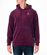 Men's Air Jordan Velour Hoodie