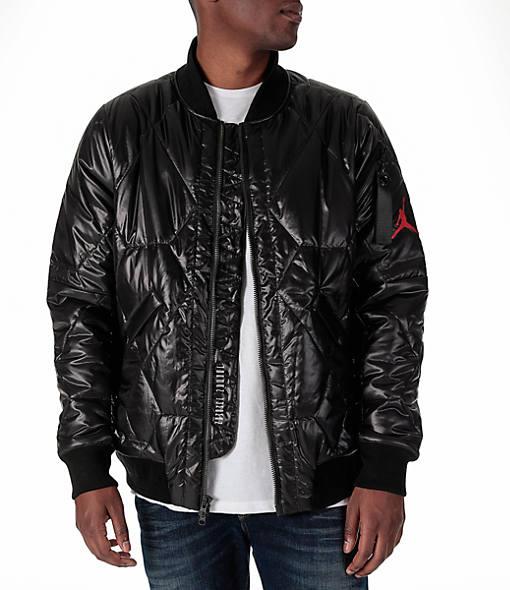 Men's Air Jordan 11 MA-1 Jacket