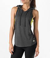 Women's adidas Spring Break Sleeveless Hoodie