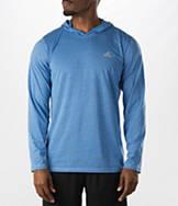 Men's adidas Aeroknit Long-Sleeve Hoodie