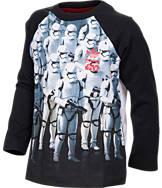 Infant adidas Star Wars Stormtrooper Long-Sleeve T-Shirt