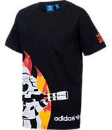 Boys' adidas Star Wars Fire Stormtrooper T-Shirt