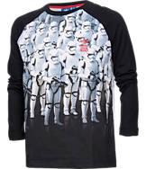 Boys' adidas Star Wars Stormtrooper Long-Sleeve T-Shirt