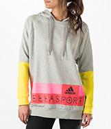 Women's adidas Stellasport Long Hoodie