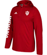 Men's adidas Indiana Hoosiers College Sideline Training Hoodie